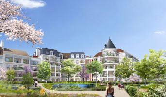 Le Blanc-Mesnil programme immobilier neuve « Le Clos Duroy » en Loi Pinel  (3)