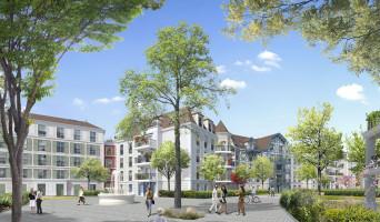 Le Blanc-Mesnil programme immobilier neuve « Le Clos Duroy » en Loi Pinel  (4)
