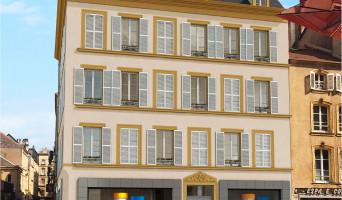 Metz programme immobilier neuf « Les Clercs »