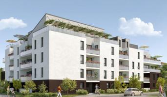 Toulouse programme immobilier rénové « Symphonie » en loi pinel