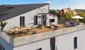 Toulouse programme immobilier neuve « Symphonie »  (2)