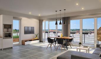 Toulouse programme immobilier neuve « Symphonie »  (3)