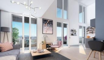 Asnières-sur-Seine programme immobilier neuve « High 17 »