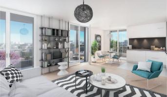 Asnières-sur-Seine programme immobilier neuve « High 17 »  (2)