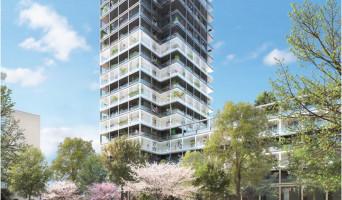 Asnières-sur-Seine programme immobilier neuve « High 17 »  (4)