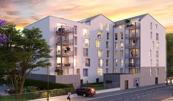 Trappes programme immobilier neuve « In'Side »