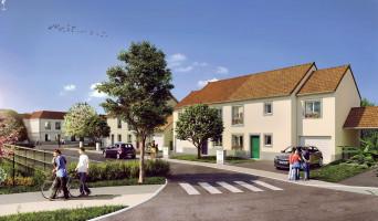 Ballancourt-sur-Essonne programme immobilier neuve « Le Jardin des Peintres »