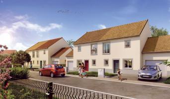 Ballancourt-sur-Essonne programme immobilier neuve « Le Jardin des Peintres »  (2)