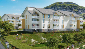 La Balme-de-Sillingy programme immobilier neuve « Programme immobilier n°215161 »