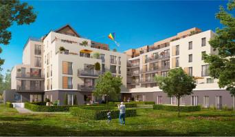 Eaubonne programme immobilier neuve « Le Clos Boisé »  (3)
