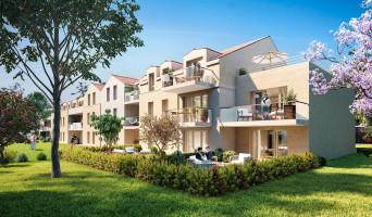 Montlignon programme immobilier rénové « Côté Jardin » en loi pinel