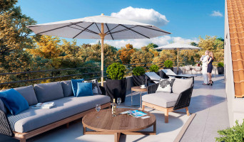 Montlignon programme immobilier neuve « Côté Jardin » en Loi Pinel  (2)