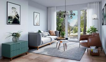 Montlignon programme immobilier neuve « Côté Jardin » en Loi Pinel  (4)