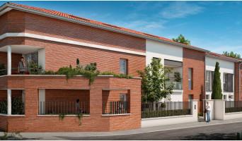 Toulouse programme immobilier rénové « Tempo Verde » en loi pinel