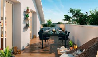 Toulouse programme immobilier neuve « Tempo Verde » en Loi Pinel  (2)