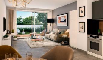 Toulouse programme immobilier neuve « Tempo Verde » en Loi Pinel  (3)