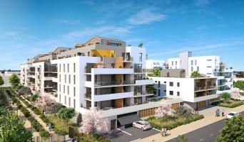 Lormont programme immobilier neuve « Volubilis »