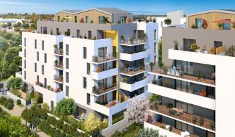 Lormont programme immobilier neuve « Volubilis »  (2)