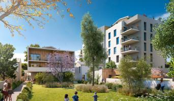 Lormont programme immobilier neuve « Volubilis »  (3)