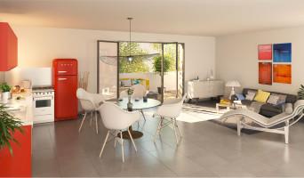 Lormont programme immobilier neuve « Volubilis »  (5)
