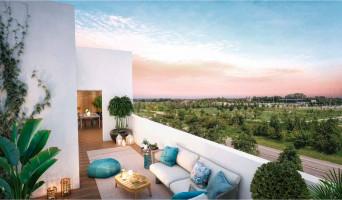 Blagnac programme immobilier neuve « Nouvel'R »