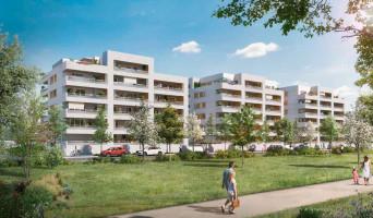 Blagnac programme immobilier neuve « Nouvel'R »  (2)