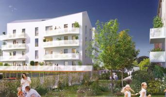 Le Havre programme immobilier neuve « Les Jardins d'Ostara »  (2)