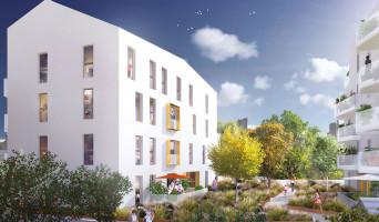 Le Havre programme immobilier neuve « Les Jardins d'Ostara »  (3)