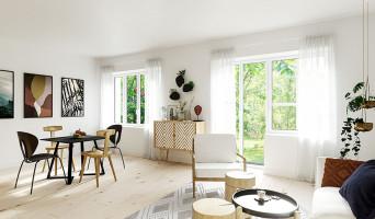 Le Havre programme immobilier neuve « Les Jardins d'Ostara »  (4)