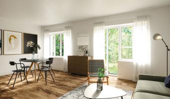 Le Havre programme immobilier neuve « Les Jardins d'Ostara »  (5)