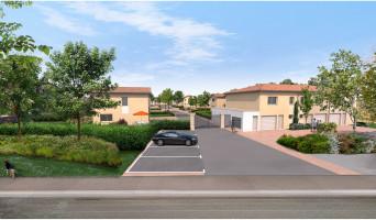 Daux programme immobilier neuve « Le Domaine des Oliviers »