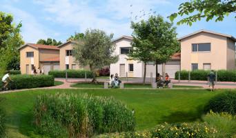Daux programme immobilier neuve « Le Domaine des Oliviers »  (2)