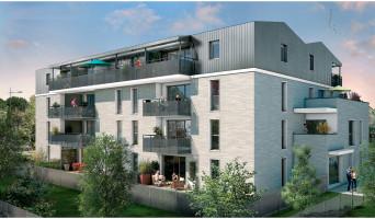 Toulouse programme immobilier neuve « Esprit Minimes »  (2)
