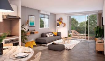 Frouzins programme immobilier neuve « Cours du Lac »  (3)