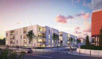 Toulouse programme immobilier neuve « Les Terrasses d'Eugène »