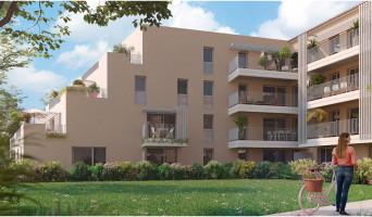 Toulouse programme immobilier neuve « Les Terrasses d'Eugène »  (2)