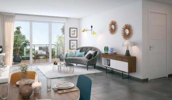 Toulouse programme immobilier neuve « Les Terrasses d'Eugène »  (3)