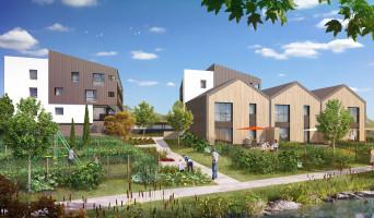 Couëron programme immobilier neuve « Embellies » en Loi Pinel  (4)