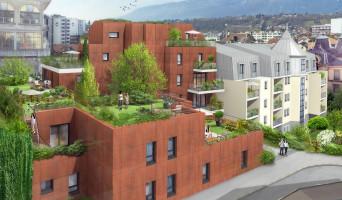 Aix-les-Bains programme immobilier neuve « Paris Kyoto Babylone »