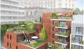 Aix-les-Bains programme immobilier neuve « Paris Kyoto Babylone »  (3)