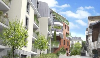 Aix-les-Bains programme immobilier neuve « Paris Kyoto Babylone »  (4)