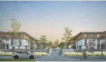 Anthy-sur-Léman programme immobilier neuve « Ecrin Léman »