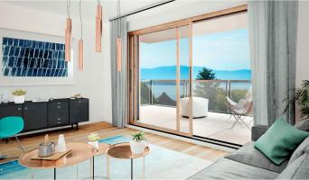 Anthy-sur-Léman programme immobilier neuve « Ecrin Léman »  (4)