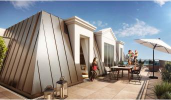 Gagny programme immobilier neuve « Préférence »  (2)