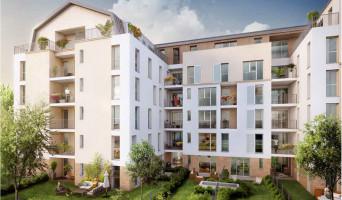 Gagny programme immobilier neuve « Préférence »  (3)