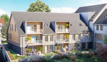 Étampes programme immobilier neuve « Le Clos des Archers »