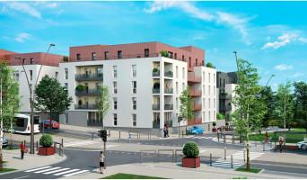 Metz programme immobilier neuve « Rives de Metz »