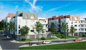 Metz programme immobilier neuve « Rives de Metz »  (2)