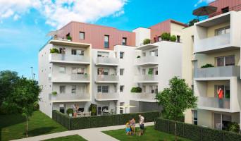 Metz programme immobilier neuve « Rives de Metz »  (3)