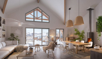 Péone programme immobilier neuve « Valberg Horizon »